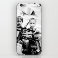 Our Gang iPhone & iPod Skin