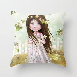 Annalise Lane Throw Pillow