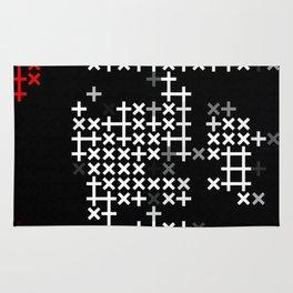 Geometric Che Rug