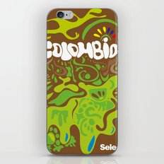 Colombian Style! iPhone Skin