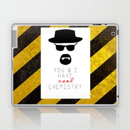 HEISENBERG BREAKING BAD Real Chemistry Laptop & iPad Skin