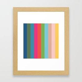 Tripurasura Framed Art Print