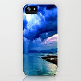 Majestic Rain iPhone Case