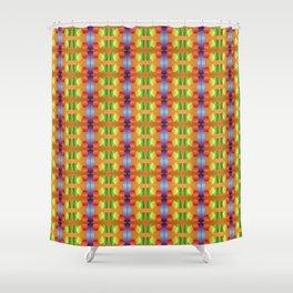 1907 Frugal pattern ... Shower Curtain