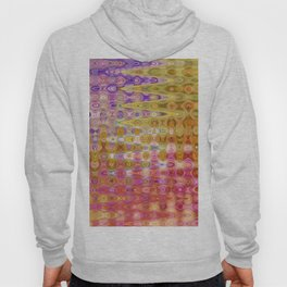 350 - Abstract Colour Design Hoody