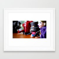 toy story Framed Art Prints featuring Toy Story by Alexandros Kosmidis