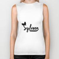 sylveon Biker Tanks featuring Sylveon by Papa-Paparazzi
