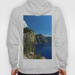 Crater Lake  and Lavacliffs Hoody