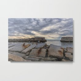 Lanes Cove on a cloudy afternoon Metal Print