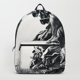 Zeus the king of gods Backpack