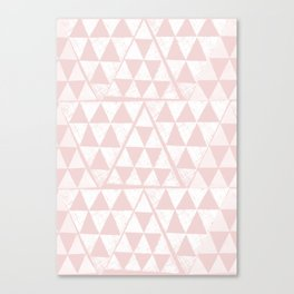 Triangles 3 Canvas Print