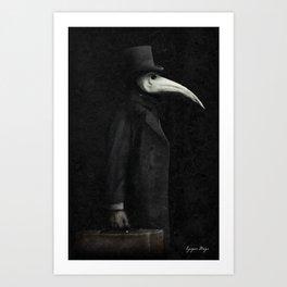 Las Plagas Art Print
