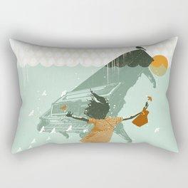 WATER DREAM Rectangular Pillow