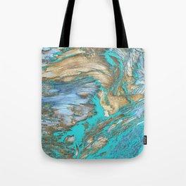 Woody Water Tote Bag