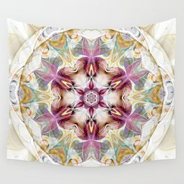 Mandalas from the Heart of Change 7 Wall Tapestry