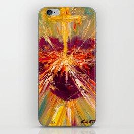 Sacred love IV iPhone Skin