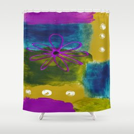 ORPHELIA THREE Shower Curtain