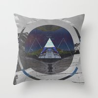 yosemite Throw Pillows featuring Yosemite by Stakers