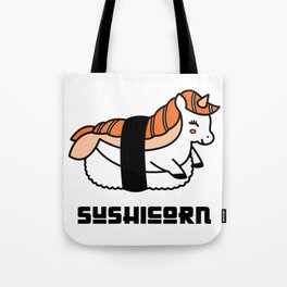 Sushicorn Tote Bag