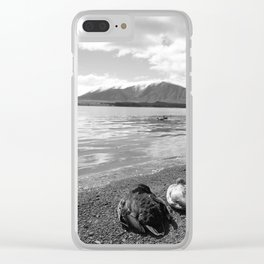 For sho' Clear iPhone Case