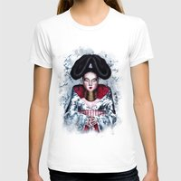 bjork T-shirts featuring BJORK by Denda Reloaded