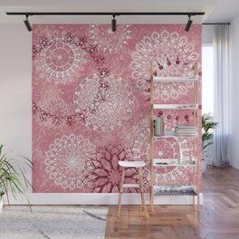 Mandala sky - Feeling the summer Wall Mural