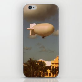 dirigible iPhone Skin