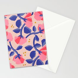 Lisbon Floral Stationery Cards