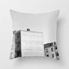 Lost City Throw Pillow