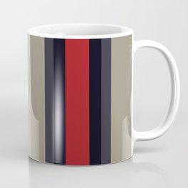High Fashion Designer Style Stripes Coffee Mug