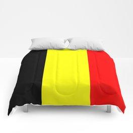 Drapeau Belgique Comforters