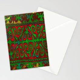 Aberration. Nomadic art Stationery Cards