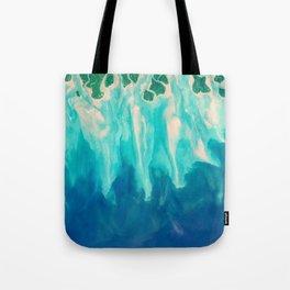 Sundarbans Delta Tote Bag