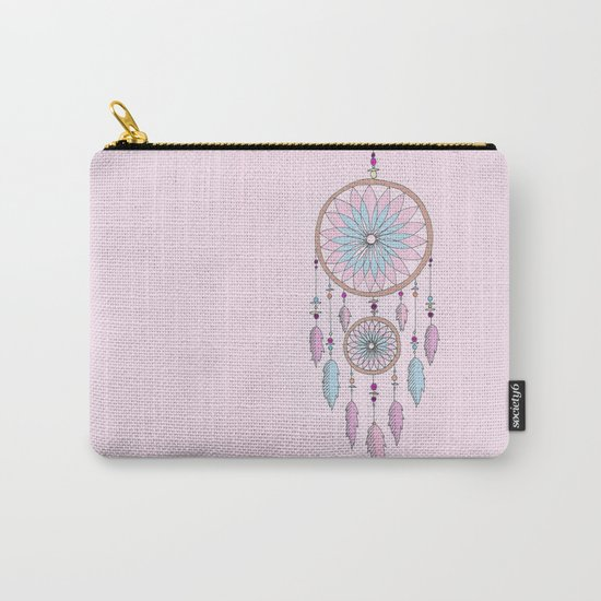 Dream Catcher Carry-All Pouch