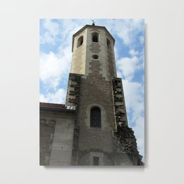 Tower of the Brunswick Cathedra Metal Print