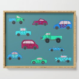 Cars II Serving Tray