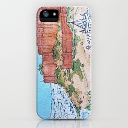 Mehrangarh and the Blue City iPhone Case