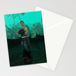 Survivor is comming out Stationery Cards