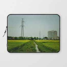 Rice Paddy in Tam Coc Laptop Sleeve