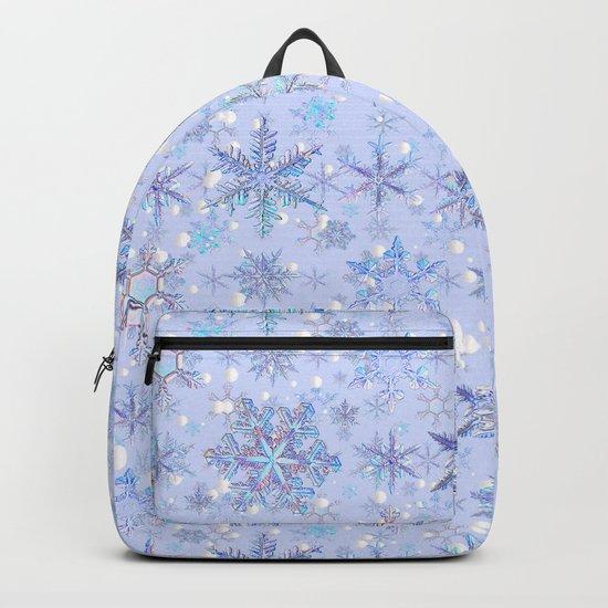 Snowflakes #2 Backpack
