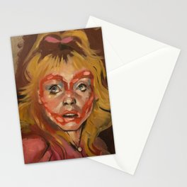 Night of the Demons Stationery Cards