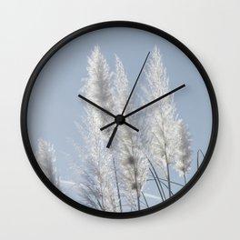 Wind Dancing Wall Clock