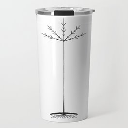TREE CULT - BLACK Travel Mug
