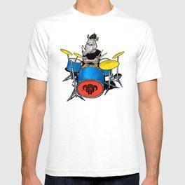 Rhino Punk T-shirt