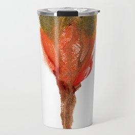 Ceren's Budding Flower Travel Mug