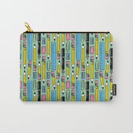 Stationery Addict Pens and Pencils Carry-All Pouch