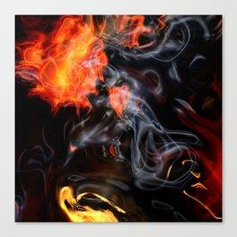 Smokin' Hot Canvas Print