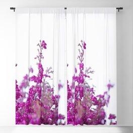 Heather flower #2 #decor #art #society6 Blackout Curtain