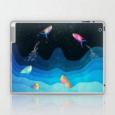 Come to reach the stars Laptop & iPad Skin