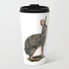 Eastern Cottontail Travel Mug